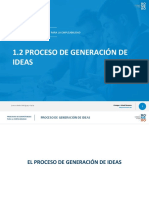 1.2 Proceso de Generación de Ideas - PDF