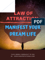 Law of Attraction -Manifest Your Dream Life