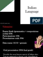 Italian Language - Lezioni 1-2-3.pdf