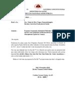 Cover Letter HIV Workshop