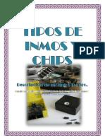 Tipos de Inmos y Chips MCE.