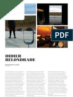 Colección 75 Aniversario Didier Belondrade