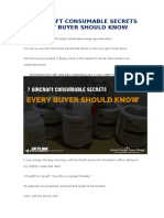 7 AIRCRAFT CONSUMABLE SECRETS EVERY BUYER SHOULD KNOW