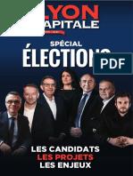 Hors série Elections à Lyon