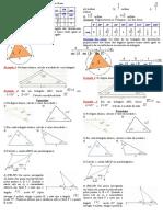 Trigonometria no Triângulo - Lei dos Senos