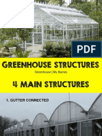 greenhouse structures slides