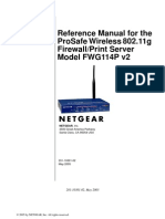 Netgear Wireless Router Manual