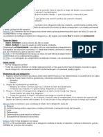Apuntes obligaciones y contratos