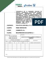 CA-C-3-K-ESP-0010 ESPEC  LIMPIEZA INTERNA DE TUBERIAS