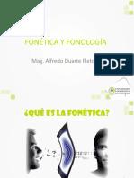 PRESENTACIÓN_1_Fonética y Fonología 2010