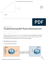 Troubleshooting BGP Route Advertisement _ NetworkLessons