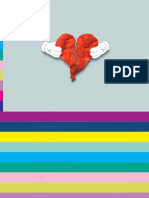 Digital Booklet - 808s & Heartbreak