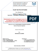 Optimisation de flux et d'espa - SAISSI Mouhcine_3362.pdf