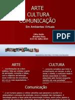 ICCI - Artes e Artistas
