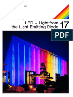 LED Light from the Light Emitting Diode 17