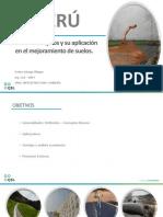 GEOTEXTILES TEJIDOS Y SUS APLICACIONES-Ing. Evelyn Arteaga Ollague