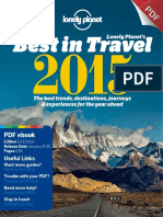 Best in Travel 2015 1st Edition, October 2014