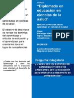 ESTRATEGIAS EVALUATIVAS 1 2019.ppt
