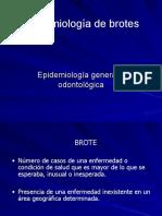 Epidemiología de brotes