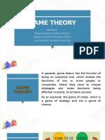 Teoría De Juegos .pptx