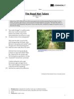 T3week6 - commonlit_the-road-not-taken_student.pdf