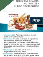 CLASE 3NECESIDAD DE NUTRIEN.AGUA ELECTROLITOS.ppt
