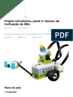 Projeto Introdutório, parte C - WeDo 2.0 Ciência - plano de aula - LEGO Education.pdf