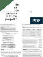 presentacion prueba de hipotésis y varianza simples y compuestas KRAVAK