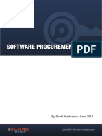 SoftwareProcurementPolicy