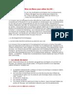 Offres du Maroc pour attirer les IDE.docx