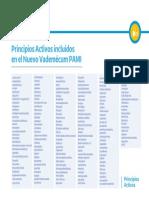 Estos son los 170 remedios gratuitos para afiliados al PAMI