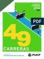 49 carreras PUCP (resumen)