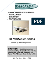 Owners Manual Standard Pump