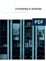 Distressed Investing in Australia From Turnaround