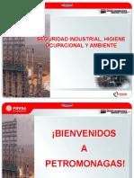 INDUCCIÓN BASICA DE SEGURIDAD