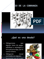 TECNICAS DE PERSUACIÓN PARA COBRANZA