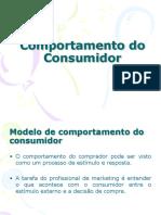 AULA 4-Comportamento do consumidor