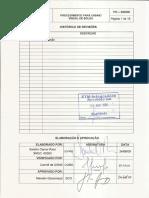 PROCEDIMENTO PARA ENSAIO VISUAL DE SOLDA