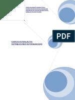 Ejercicios de distribuciones - Estadística