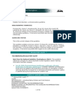 Diabetic Foot Disorders a Clinical Practice Guideline.