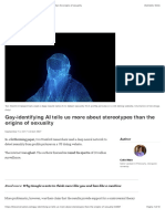 Gay-identifying AI tells us more about stereotypes than the origins of sexuality.pdf