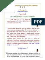 Testamento Kardequiano _ Livro O Evangelho - Capítulo 2
