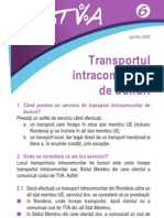 Pliantul 6 Transportul Intracomunitar de Bunuri