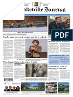 The Lakeville Journal - March 12, 2020