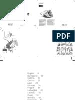 Manual Statie de Calcat Compacta Philips