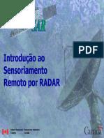 Introdução ao Sensoriamento Remoto por RADAR.pdf