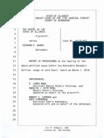 03-01-16 Transcript Case 922 Suppression Hearing Part 2