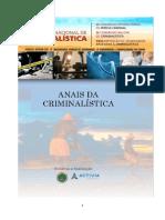 ANAIS DA CRIMINALÍSTICA