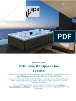 Flow Spa Outdoor Whirlpools - www.spa-vital.de