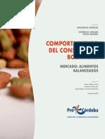 Comportamiento del consumidor Boliviano - Mercado Alimento Balanceado